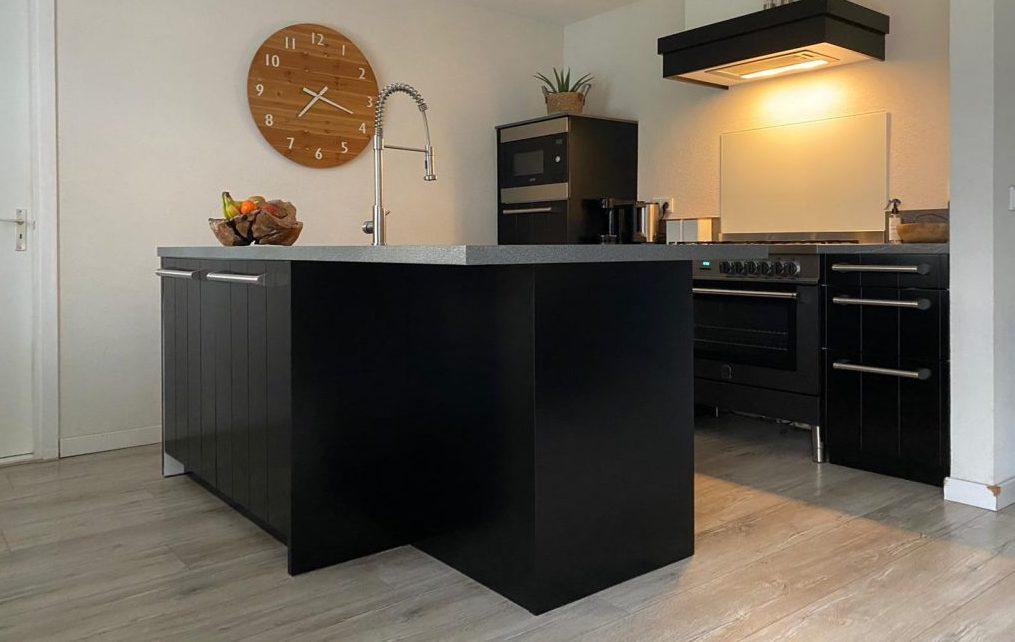 Keukenblad vervangen bestaande keuken